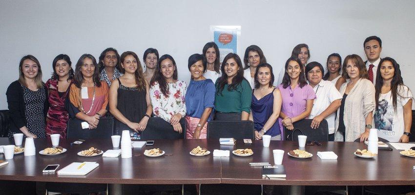 Generadoras de Chile participa activamente en Mesa Técnica de Energía y Género
