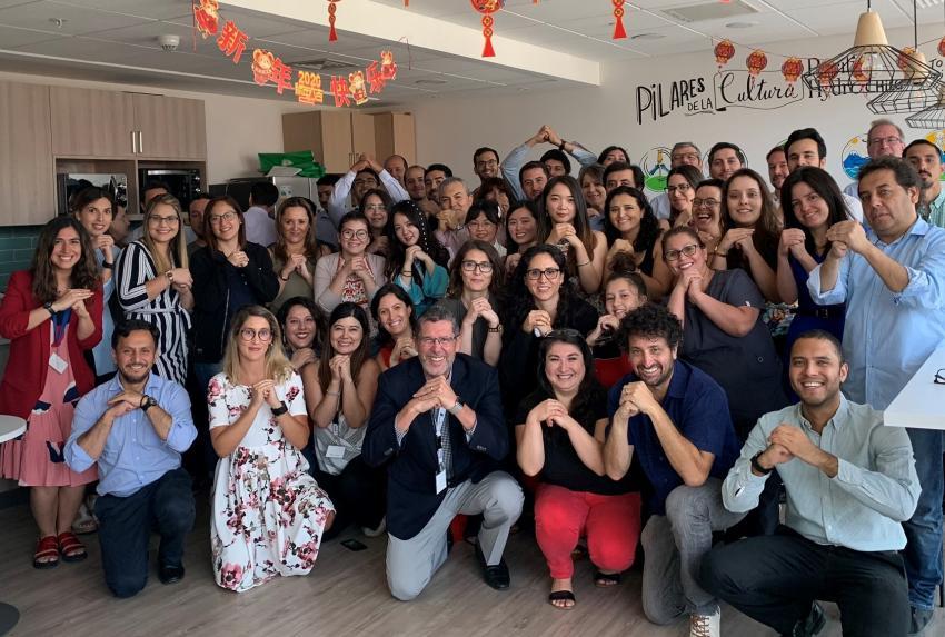 Pacific Hydro es seleccionada como una de las mejores empresas para  jóvenes profesionales