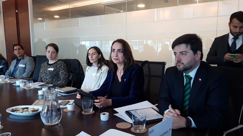 Generadoras de Chile realiza curso de Derechos Humanos y Empresas para sus socios con la presencia de los subsecretarios de Energía y Derechos Humanos