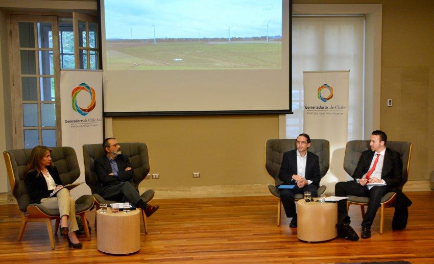 Comandos Presidenciales presentaron sus propuestas sobre energía en jornada de las Generadoras