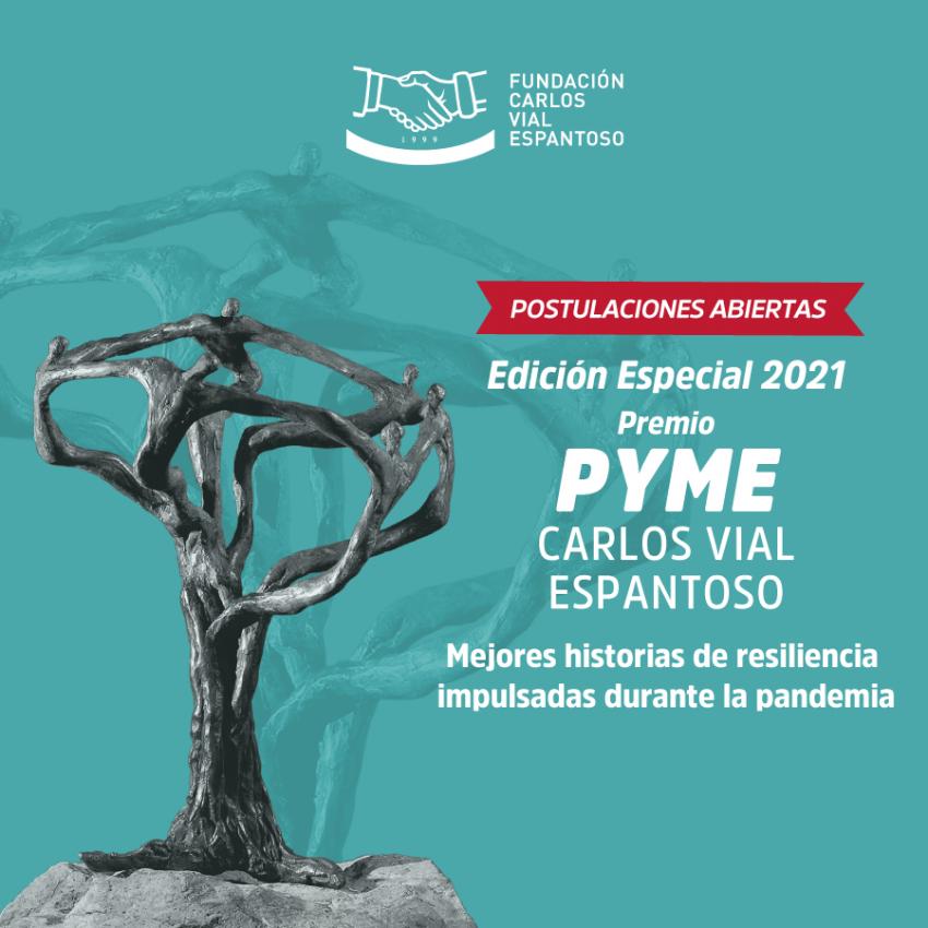 Premio PYME Carlos Vial Espantoso
