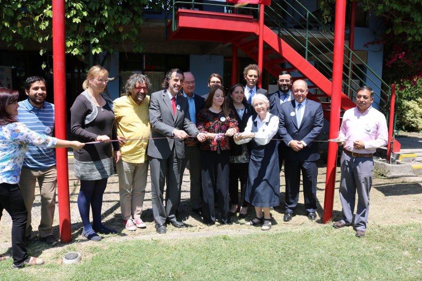 Fundación Cristo Vive inauguró techo solar de 44 kWp