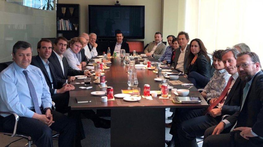 Generadoras de Chile se reunió con directorio de ACERA