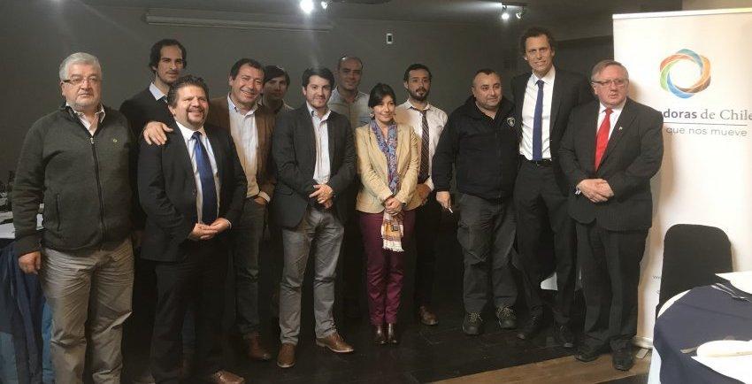 Presidente Ejecutivo de Generadoras lideró capacitación sobre el futuro energético de Chile para periodistas de la ciudad de Temuco