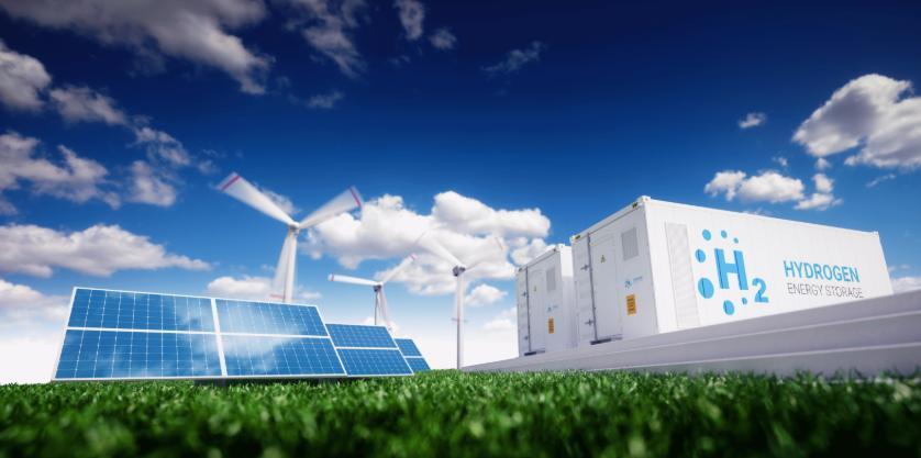 Hidrógeno y un futuro eléctrico renovable