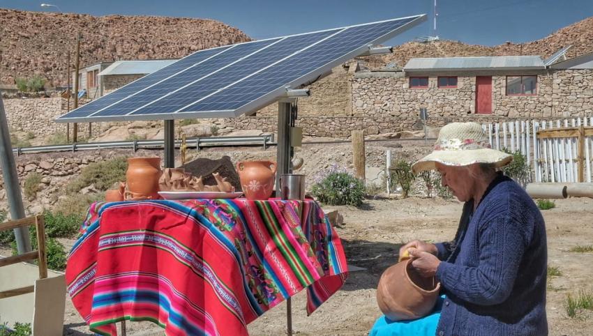 Contribuyendo a una energía más sustentable