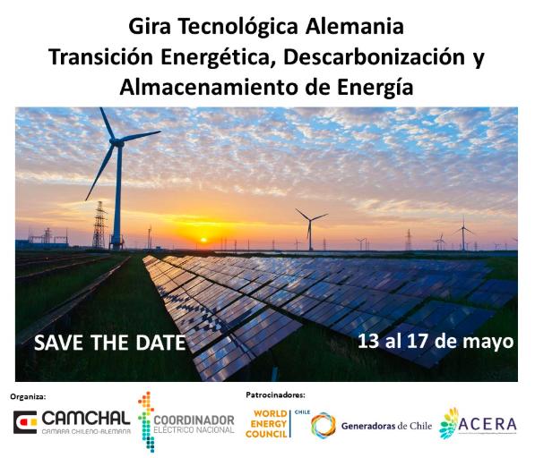 Gira Tecnológica Alemania: Transición Energética, Descarbonización y Almacenamiento de Energía