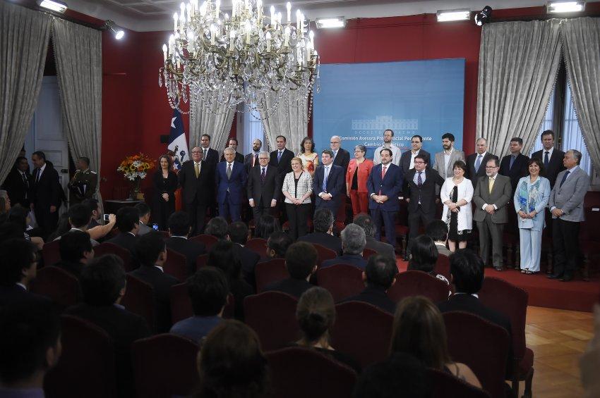 Generadoras integra Comisión Asesora Presidencial Permanente de Cambio Climático