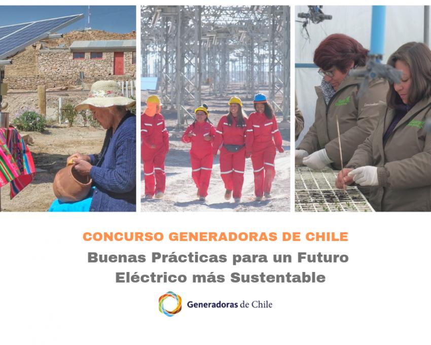 Inicio convocatoria Concurso Buenas Prácticas para un Futuro Eléctrico más Sustentable