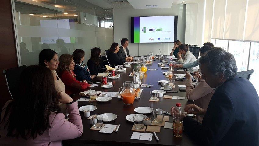 Se inicia ciclo de talleres con ONU Mujeres para empresas de Generadoras en el marco del Plan Energía+Mujer
