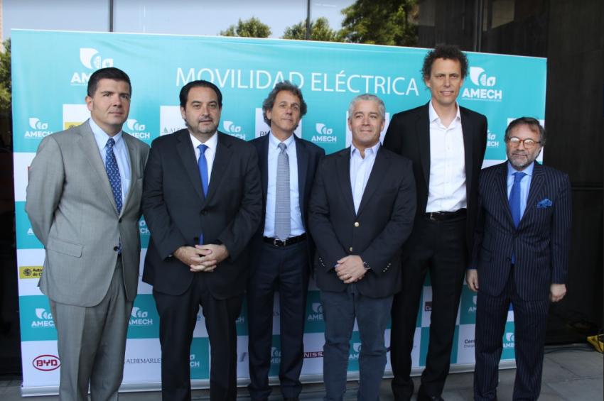 Generadoras se une a diversas organizaciones para crear la Agrupación de Movilidad Eléctrica de Chile (AMECH)
