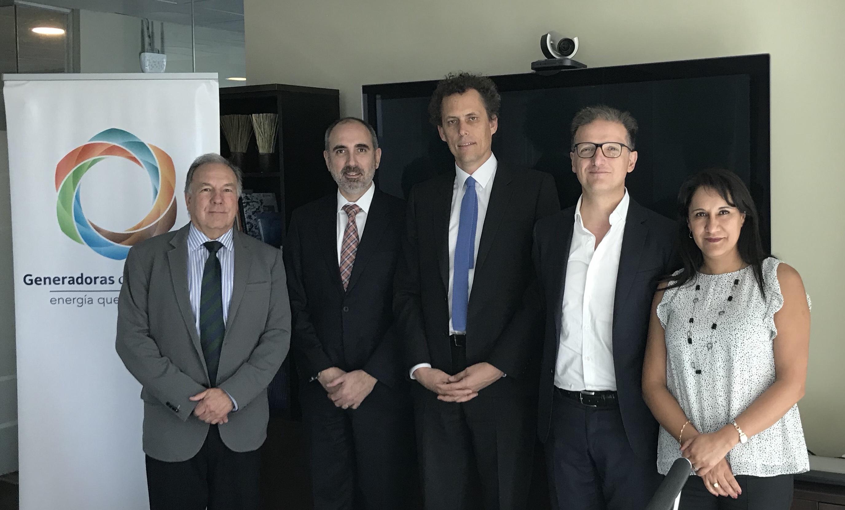 Generadoras suma un nuevo socio: Cerro Dominador