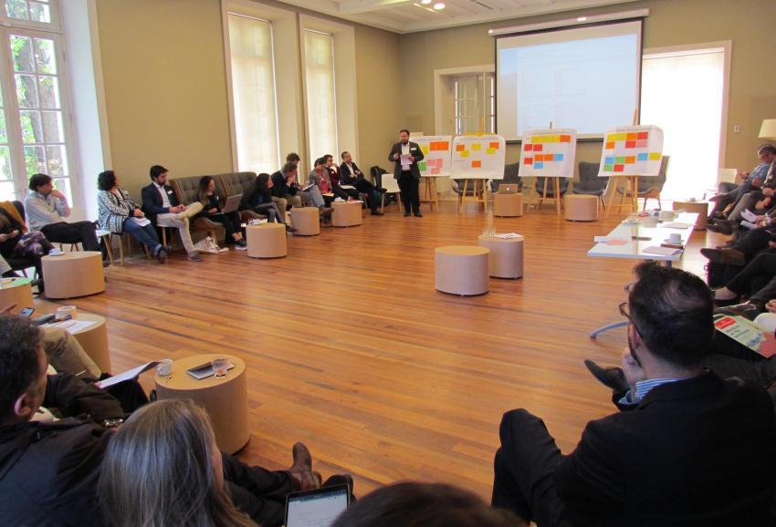 Generadoras de Chile se reúne con representantes de sus empresas socias en planificación estratégica