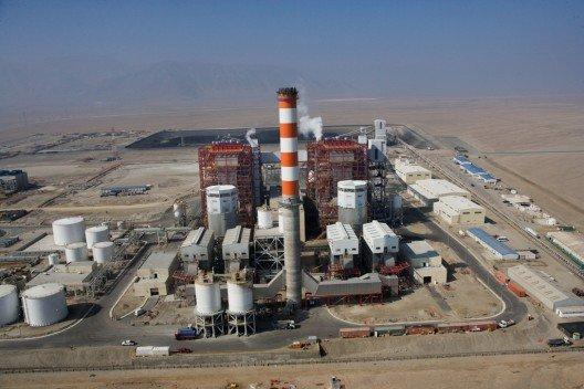 Matriz de AES Gener anuncia reducción de emisiones de CO2 del 70% para 2030