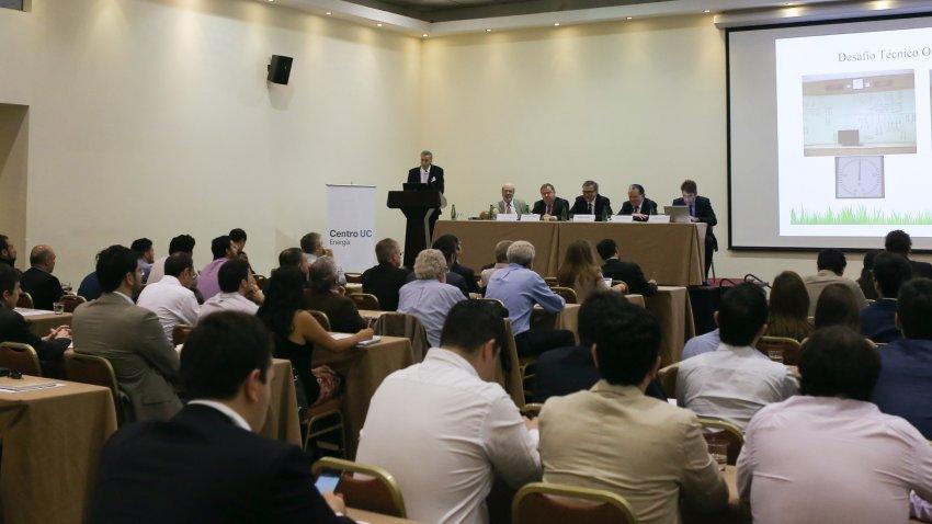 Centro de Energía UC presentó workshop: