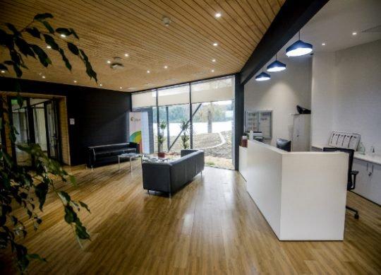 Oficinas de Colbún reciben certificación sustentable
