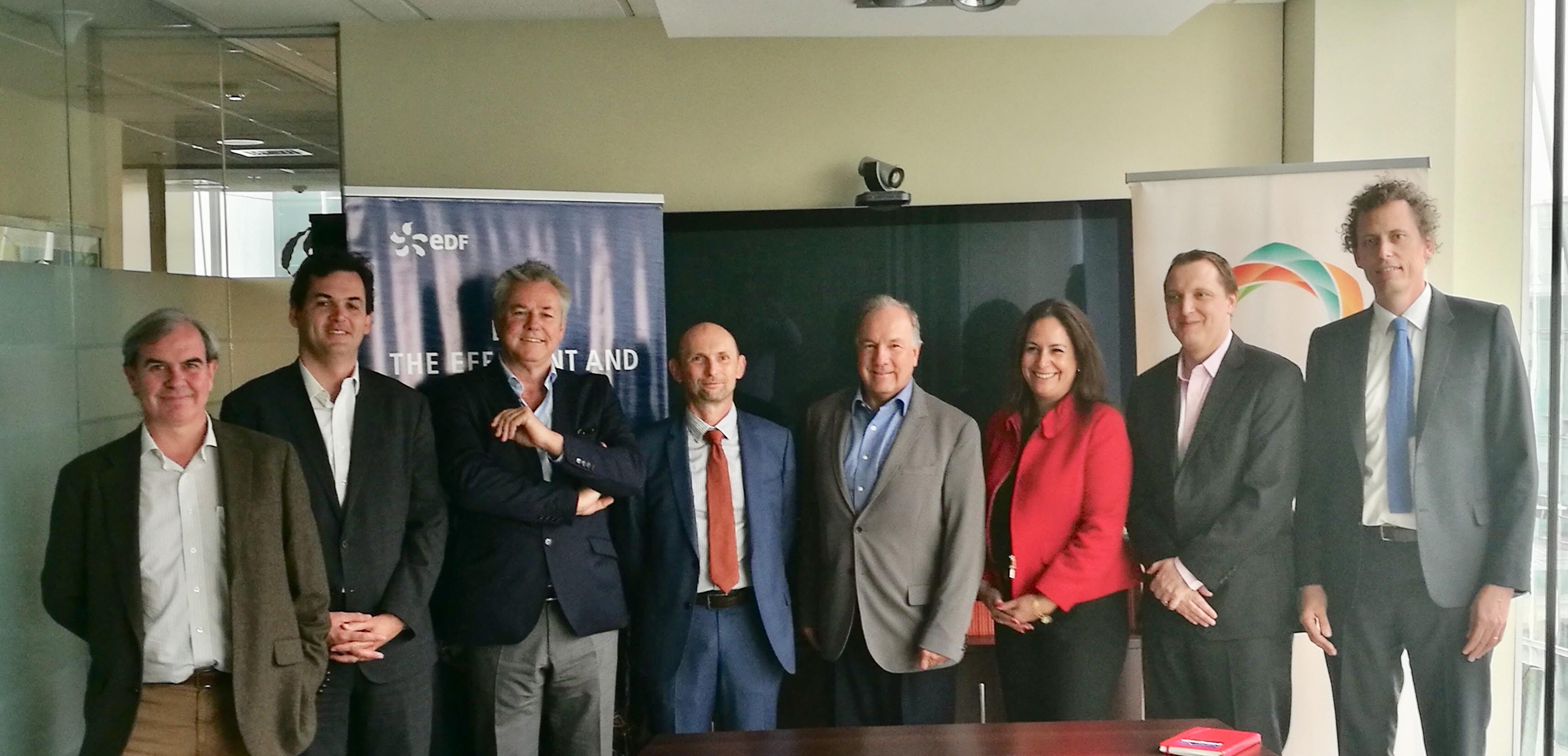 EDF Chile se une a la Asociación de Generadoras