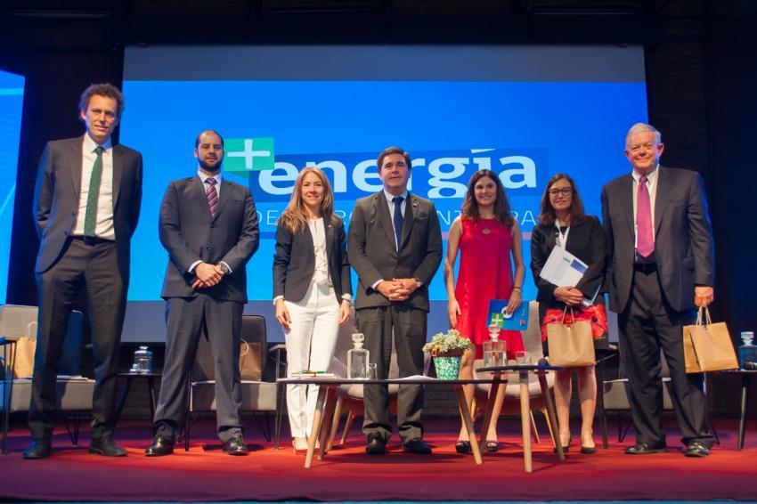 Generadoras participó en Seminario Internacional Plan +ENERGÍA