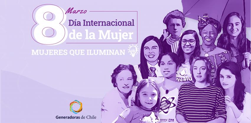 Especial: Mujeres que iluminan