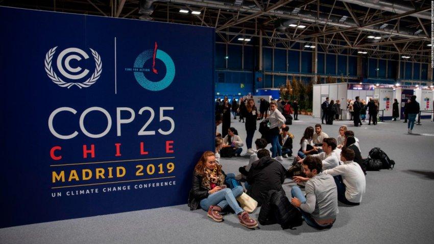 Generadoras de Chile presente en la COP25 en Madrid