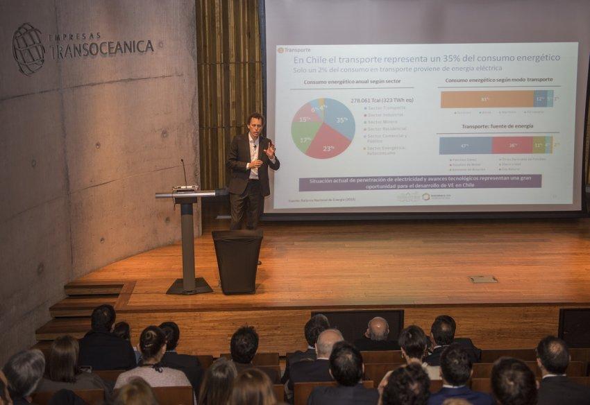 Generadoras de Chile presenta estudio sobre los beneficios de avanzar hacia una sociedad más electrificada