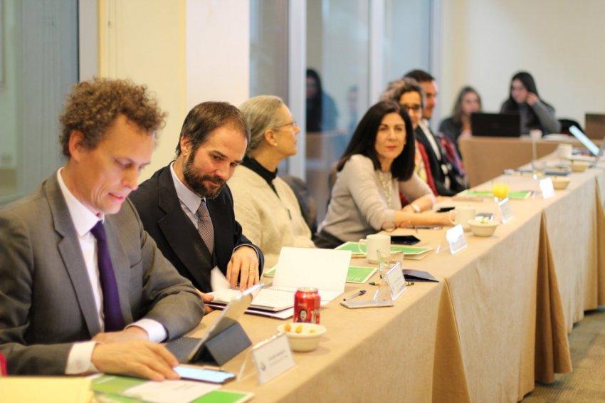 Comienza elaboración de las Guías Chile de derechos humanos y empresas sobre personas mayores y migrantes
