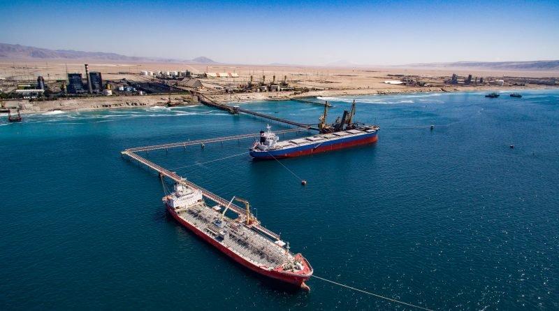 Puerto Mejillones será el primer terminal con energía 100% renovable de la Región