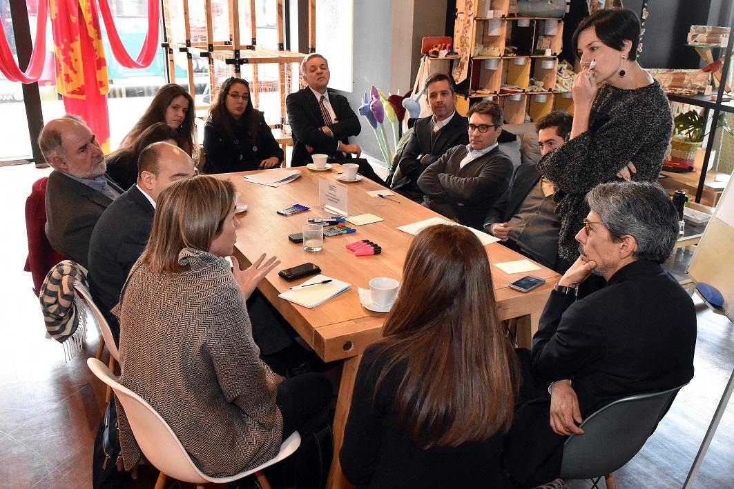 Conversatorio de Energía Presidencial abordó la transición energética nacional
