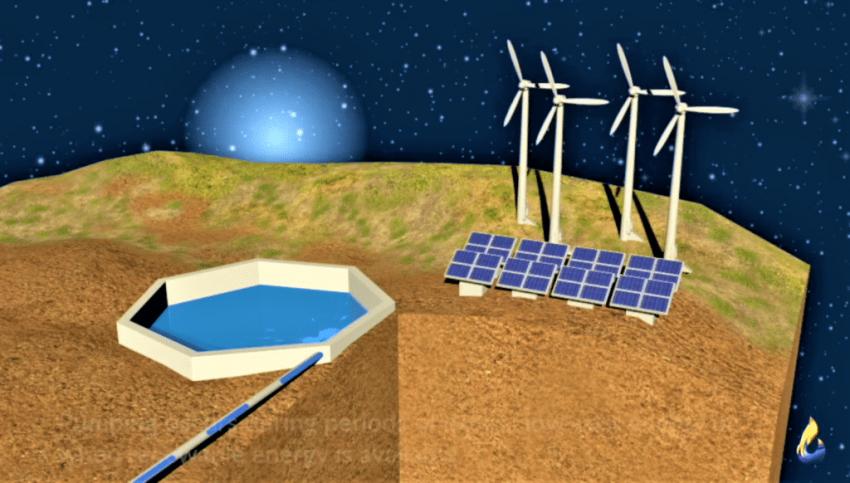 Francesa EDF firma acuerdo de cooperación para desarrollar proyecto de almacenamiento de energía y agua en Chile