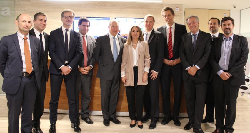 Ministra Susana Jiménez sostuvo primeros encuentros con actores del sector energético