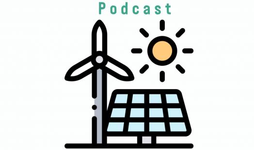 Revisa el podcast Señal Renovable de GIZ en que participó Claudio Seebach y Marlen Görner