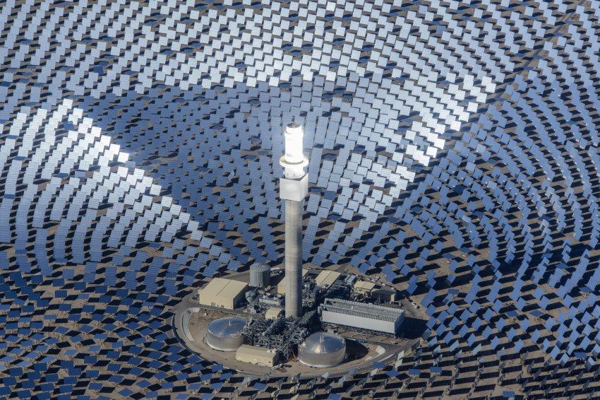 Cerro Dominador, Fraunhofer Chile Research, Sener y Solar-Reserve crean primer gremio de tecnología termosolar en Chile y Latinoamérica